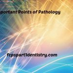 Important Points of Pathology