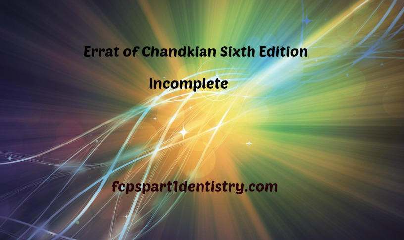 chandkian 6th edition1