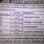 Job Opportunities for Dentists and Doctors