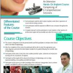 Hands on Implant Course in Lahore
