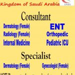 Medical Jobs in Saudi Arabia