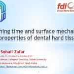 Etching time and Surface mechanical properties of Dental Hard Tissue