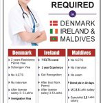 Dentists & Doctors Required in Denmark Ireland and Maldives