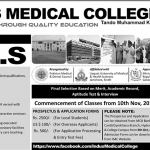 MBBS at Indus Medical College