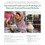 International Conference & Workshops on Maternal, Fetal & Neonatal Medicine, AKU