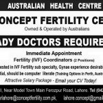 Australian Health Center Requires Lady Doctors