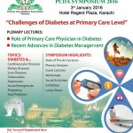 Symposium on Challenges of Diabetes at Primary Care level