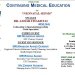 Continuing Medical Education on Neonatal Sepsis