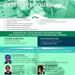 Dental Implanatology Extensive Course 2016