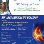8th Knee Arthroscopy Workshop 2016