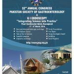 32nd Annual Congress of Pakistan Society of Gastroenterology & G.I Endoscopy