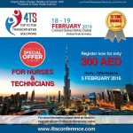 4TS Top To Toe Transcatheter Solutions 2016 at Dubai