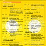 3rd Annual week for Endocrine Diseases 28 March 2016