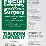 Treating Facial Deformity with Orthognathic Surgery – A Study Day