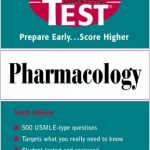 Pharmacology: PreTest Self-Assessment and Review 10th edition PDF Download