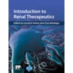 Download Introduction to Renal Therapeutics