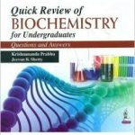 Quick Review of Biochemistry for Undergraduate