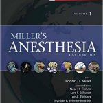 Miller's Anesthesia, 2-Volume Set, 8 edition