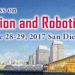 3rd World Congress on Automation and Robotics June 28-29, 2017 at San diego,USA