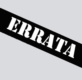 ERRATA2