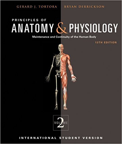 Download Principles of Anatomy and Physiology 13 Edition by Gerard J ...
